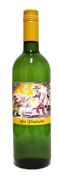 Flasche Alte Pratschn
