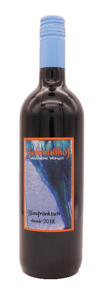 Flasche Blaufränkisch Classic